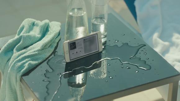Apple、iPhone7/7 Plusの新作CM「Dive」を公開