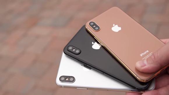 現在のiPhone X生産台数は1日1万台以下、ブラッシュゴールドの発売は遅れる?