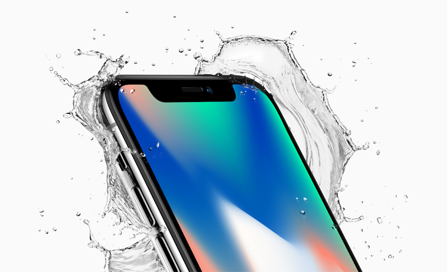 iPhone X←ほーん iPhone 8/8 plus←は?
