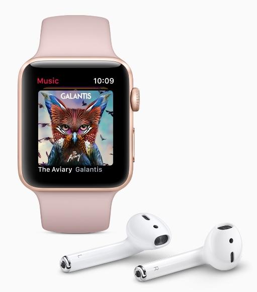 Apple WatchとAirPodsの高い人気を受け、サプライヤーも増収